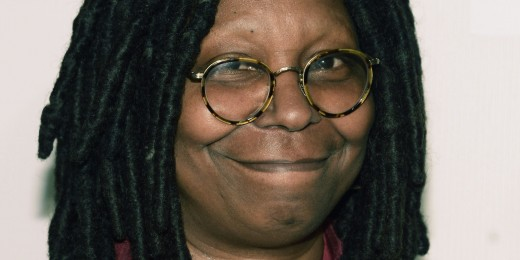 Whoopi Goldberg's birth name is Caryn, one of the many ways to spell Karen.