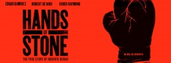 Hands of Stone Film Review