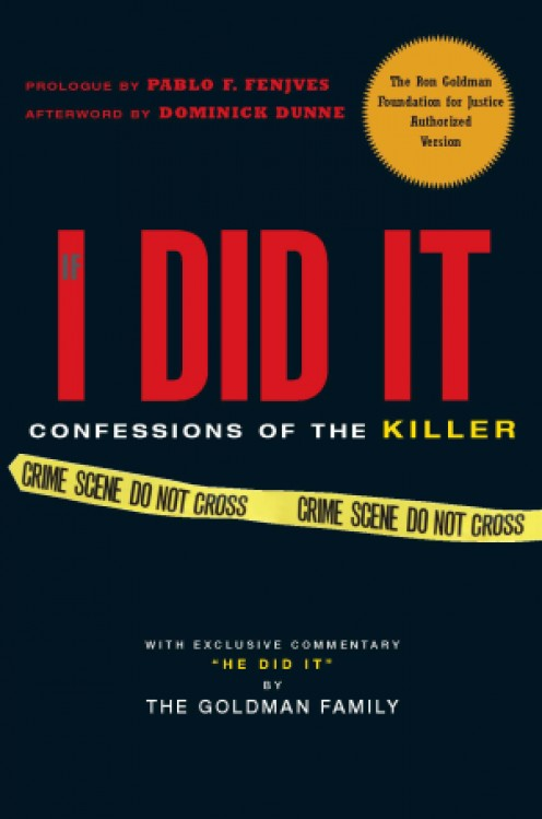 Cover of OJ's book