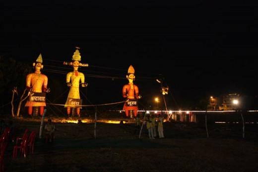 Lucknow Dussehra, Uttar Pradesh