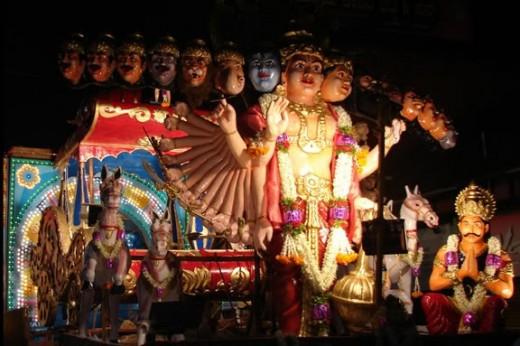Madikeri Dasara, Karnataka