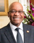Noteworthy news: President Jacob Zuma, Wall of Jericho  in South Africa