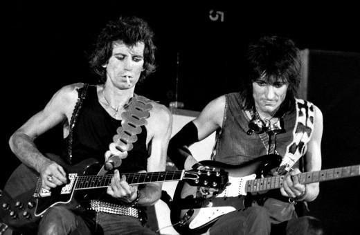 Rolling Stones Rocking Hard