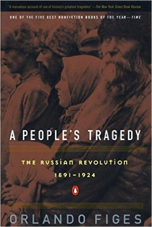 """""""A People's Tragedy"""""""