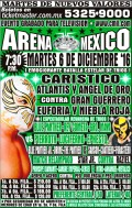 CMLL Tuesday Preview: Some Substance, No Memes!