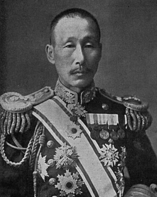 The Japanese Prime Minister, former Naval Chief Tomosaburo Kato, who was closely associated with Sempill