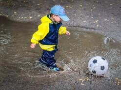 Choosing Raincoats & Rain Gear For Kids