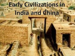 Cities Began To Develop In The Indian Sub- Continent Around 2500 BC