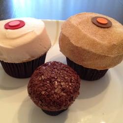 Sprinkles Triple Cinnamon Cupcakes
