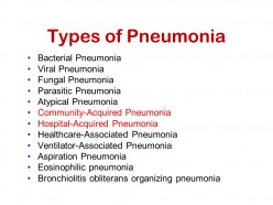 Difference Between Pneumonia, Strep Throat And Bronchitis