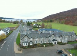 Dunalastair Hotel: Romantic Scottish Highland Hotel Announce Grand Opening for April 2017