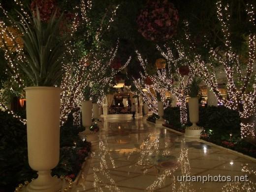 Wynn Las Vegas lobby