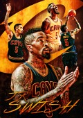 J.R. Smith Is the Perfect Cleveland Athlete!