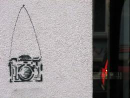Stencil in Freiburg