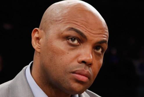 Charles Barkley, NBA legend with Phoenix Suns now TNT NBA analyst