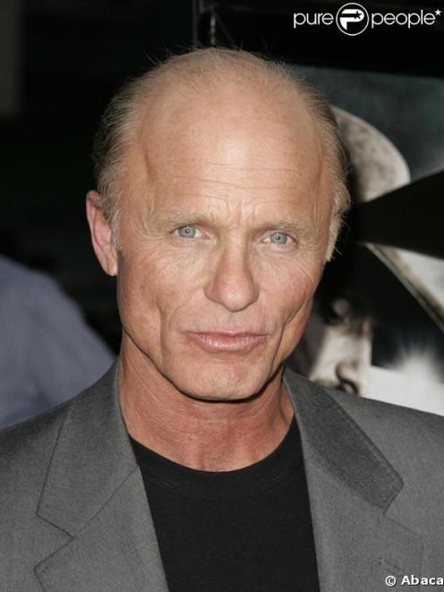 Ed Harris, actor, starred in The Firm with Tom Cruise