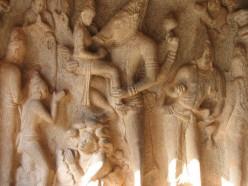 Arjuna's Penance - Mahabalipuram