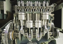 The history of the internal combustion engine