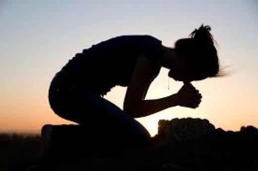 Get back to focussing on God