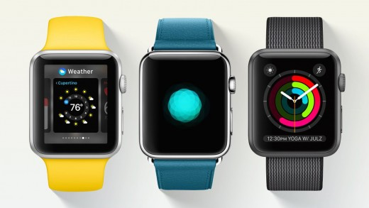 Apple Watches has 3 models that are beautiful in their own individual ways.