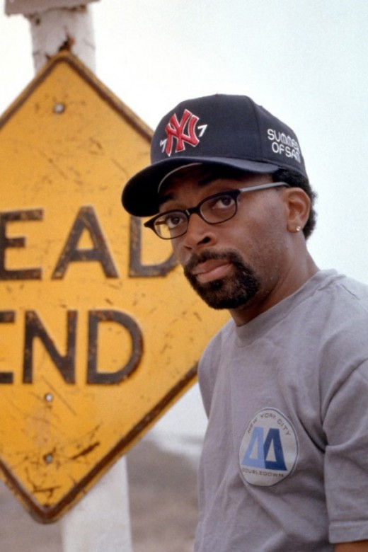Shelton Lee, known as Spike Lee, the man who loves movies.