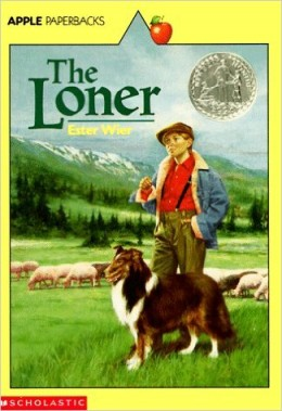 The Loner (An Apple Paperback) by Ester Wier