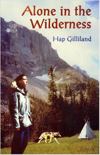 Alone in the Wilderness: The Story of a Present Day Native American High School Student Who Is Challenged to Spend Three Month Alone in the Beartooth Wilderness Area of Montana by Hap Gilliland