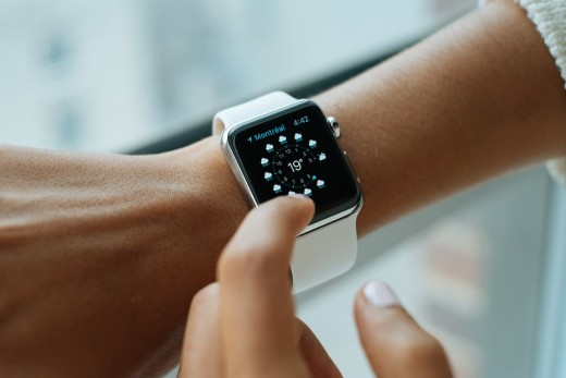 Apple watch offers more convenience.