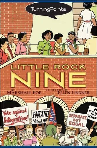 Little Rock Nine (Turning Points) by Marshall Poe