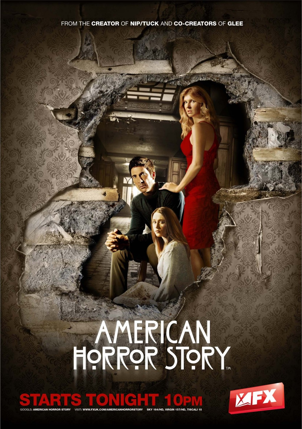 7 Creepy Shows Like American Horror Story That Will