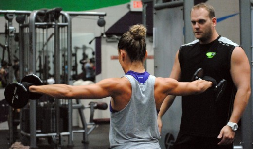 Strength training principles are important in the conduct of effective training and the achievement of fitness goals.