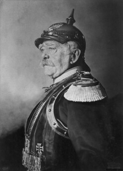 Bismarck and Hitler