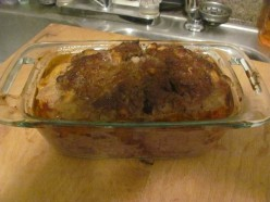 My Mouthwatering Meat Loaf