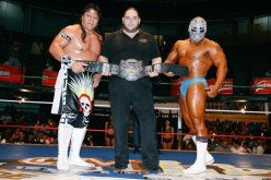 CMLL Puebla Preview: UG and the Man with No Pants