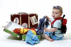 Travelling with Children Safely