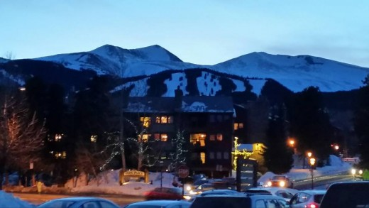 What terrors hide behind the snowy mountain peaks of Breckenridge?