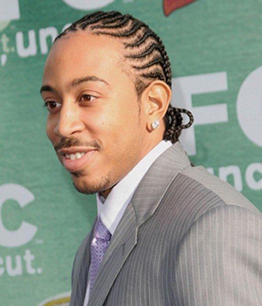 Rapper Ludacris.