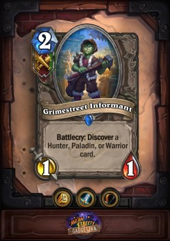 Hearthstone Mean Streets of Gadgetzan Review