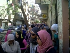 Atrocities Toward Women During Egyptian Revolution