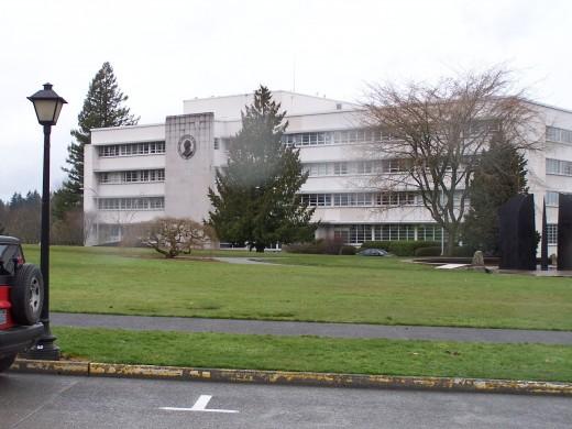 The VA Hospital