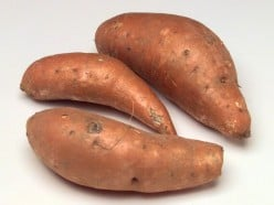 The sweet potato: A near perfect food