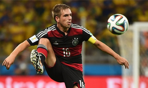 Philipp Lahm - One of the best full-back of his generation