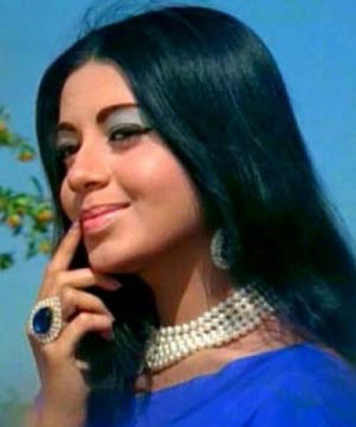 Bollywood actress Babita