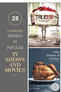 28 Cookbooks Inspired by Popular TV Shows and Movies