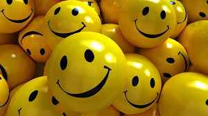 Smile so that people around you can smile too, and like that a little pain could be reduced