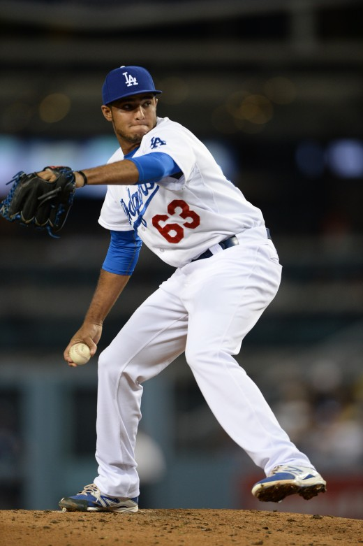 Yimi Garcia is the latest Dodger to undergo Tommy John surgery