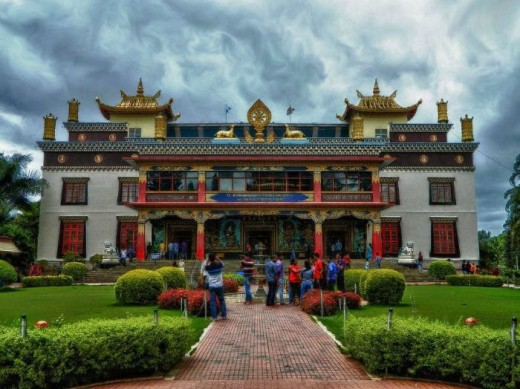 Bylakuppe – A cultural delight
