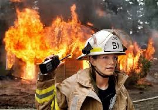 Being a woman does not mean you can not do what a man can do! Before you approach this question of ethics educate yourself on women and the roles they play in the fire service.