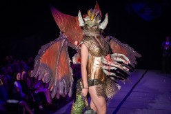 The Denver Paper Fashion Show: Behind the Scenes With the Green Angel