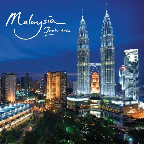 Malaysia, a great tourist destination.
